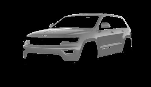 Цвета кузова Grand Cherokee